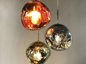Lava Drops Pendant Light