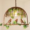 Chirping Birds Pendant PD3702