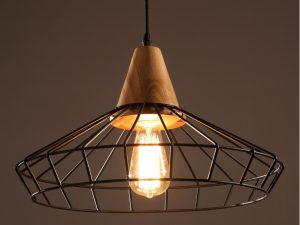 Industrial Caged Pendant PD3801
