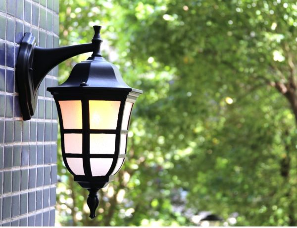 Classic Outdoor Wall Light WL3901
