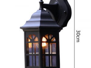 Cottage Style Wall Light WL3902