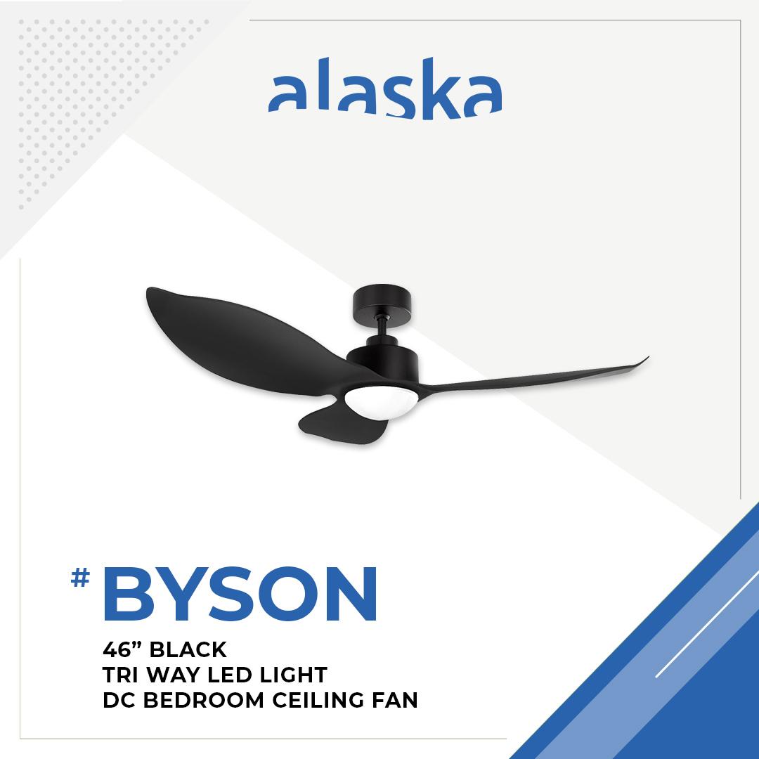 Byson 46 BLACK